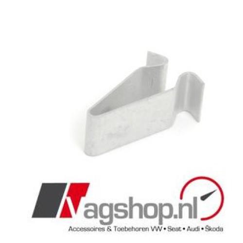 VW Interieur clip metaal -1J6867276