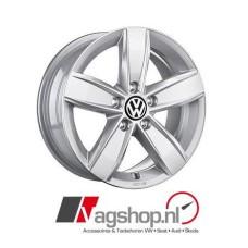 VW Velgenset 'CORVARA' 6,5JX17 -set van 4 stuks-